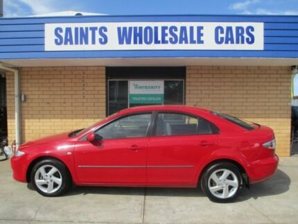 2003 Mazda 6 GG Classic Red 5 Speed Manual Hatchback