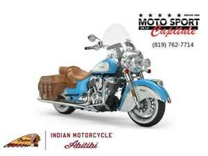 2018 Indian Motorcycles Chief Vintage