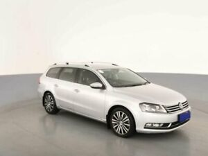 2014 Volkswagen Passat TYPE 3C MY15 130TDI DSG HIGHLINE Silver Sports Automatic Dual Clutch Wagon Belmore Canterbury Area Preview