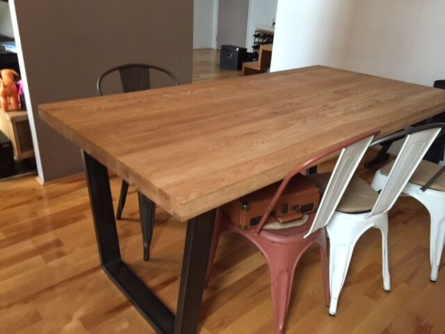 John Lewis Calia 8 Seater Dining Table