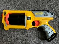 Nerf N-strike Maverick (Worth £22)