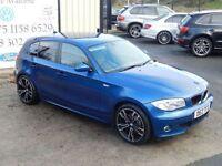 BMW 1 SERIES 2.0 120I SE 5d 148 BHP (FINANCE & WARRANTY AVAILAB (blue) 2005