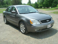 2005 Ford Five Hundred SEL Sedan