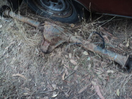 ford diff fit xr xt xw xy parts only Romsey Macedon Ranges Preview