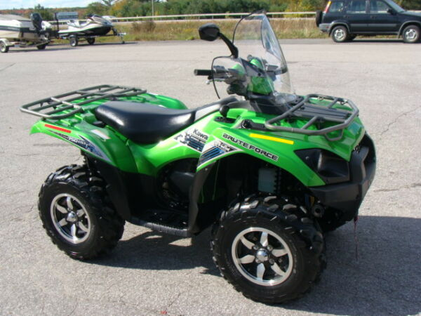 Used 2013 Kawasaki Brute Force Special Edition