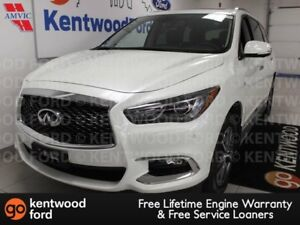 2018 Infiniti QX60 QX60 3.5L V6, NAV, back up cam, heated power