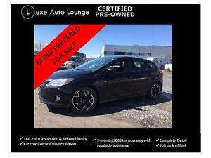 2012 Ford Focus SE - BLACK SPORT PACKAGE!! AUTO, POWER GROUP!