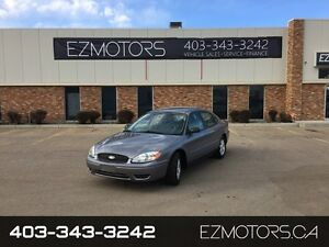 2007 Ford Taurus SE-low kms--sale