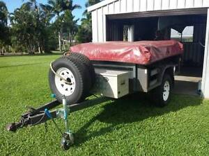 Gic Camper Trailer Innisfail Cassowary Coast Preview