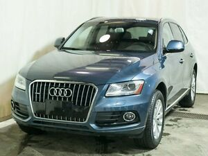 2015 Audi Q5 2.0T Technik AWD Quattro w/ Navigation, Panoramic