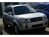 2008 Hyundai Tucson GLS,Leather,Sunroof,Top Model,Like NEW!