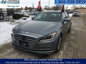 2015 Hyundai Genesis 3.8 Luxury Sunroof Leather No Accidents