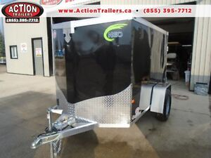 NEO ALL ALUMINUM 5X8 - SAY GOODBYE TO RUST! London Ontario image 1