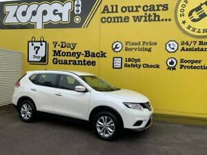 2016 Nissan X-Trail T32 ST X-tronic 2WD Ivory Pearl 7 Speed Constant Variable Wagon Invermay Launceston Area Preview