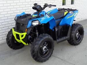 POLARIS SCRAMBLER 850 2018 USAGER