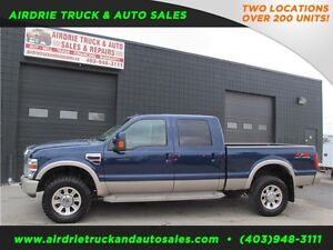 Rare 2008 Ford Super Duty F-350 King Ranch LOADED!!