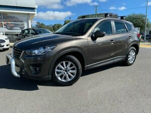 2016 Mazda CX-5 KE1022 Maxx SKYACTIV-Drive i-ACTIV AWD Sport Grey 6 Speed Sports Automatic Wagon Goulburn Goulburn City Preview