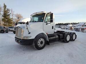 2006 INTERNATIONAL 8600 DAY CAB, PRE EMISSIONS ONLY 414078 KM