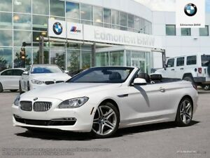 2012 BMW 6 Series Cabriolet