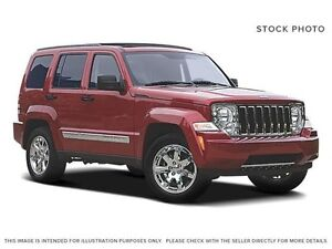 2008 Jeep Liberty 4WD 4dr Limited Edition
