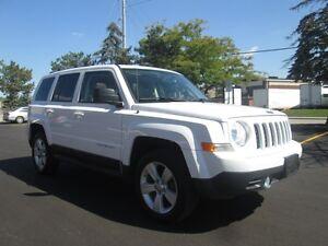 2011 Jeep Patriot LIMITED 4X4 NAVIGATION BLUETOOTH!!