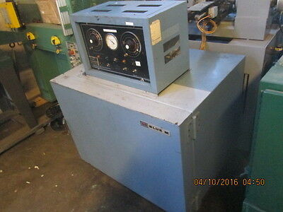 Blue M Model C0-250-1 Environmental Chamber Oven -73 Degrees To 204 Degrees C