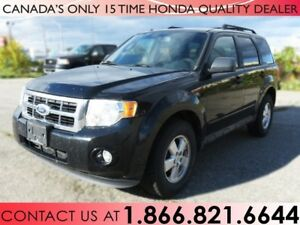 2010 Ford Escape XLT | 1 OWNER | NO ACCIDENTS | LOW PRICE