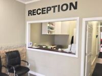Opportunity to own your own Clinic