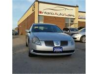 2004 Nissan Maxima SE - ONE OWNER
