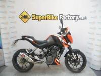 2014 64 KTM DUKE 125