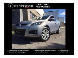 2008 Mazda CX-7 GS - AWD, LEATHER, BOSE, SUNROOF-LOADED & CLEAN!