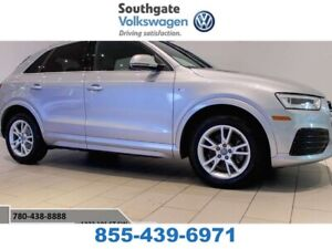 2016 Audi Q3 TECHNIK | LEATHERETTE | SUNROOF | NAV | BACK UP CA