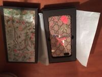 Gucci iPhone 6 Plus case as new