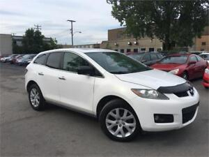 MAZDA CX-7 GT 2008 AUTO/AC/CUIR/TOIT OUVRANT/MAGS/174 193 KM