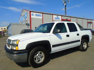 2003 Chevrolet Avalanche LS CREWCAB 4X4--5.3LV8--DRIVES AMAZING