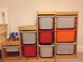 Children's IKEA Trofast Storage