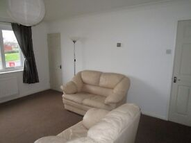 CHAPELGARTH/MOORSIDE 2 BED FURNISHED UPSTAIRS FLAT WITH GARAGE SR32SF £425 PCM. NODSS.