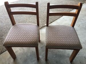4 Chairs, and bed heads free Drummoyne Canada Bay Area Preview