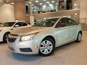 2013 Chevrolet Cruze AUTOMATIC-ONLY 40KM-FINANCING AVAILABLE