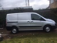 Peugeot Expert Van 2008, 3 seater, FSH, Low mileage, Economical, Ply lined, Good tidy reliable Van
