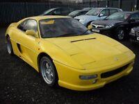 TOYOTA MR2 FERRARI 355 REPLICA 2.0 IMPORT Ferrari 355 replica (yellow) 1997