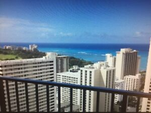 ONE BEDROOM CONDO FOR RENT AT BEAUTIFUL WAIKIKI BEACH