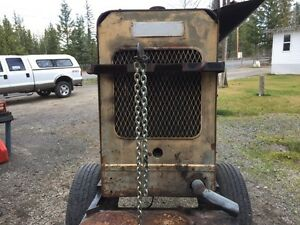 Gas Powered Welder with Trailer Williams Lake Cariboo Area image 5
