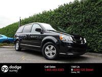 2012 Dodge Grand Caravan SE, NO DOC FEE