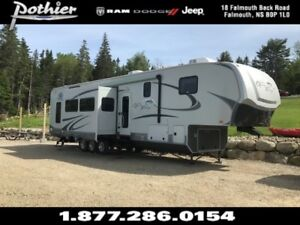 Open Range 5th Wheel 396 RGR