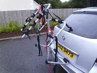 HALFORD CAR BIKE RACK ### UNNIVERSAL ### HOLDS 3-4 BIKES