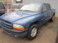 GREAT YARD TRUCK FRESH TRADE IN DODGE DAKOTA $1999 420 20TH ST W Saskatoon Saskatchewan Preview