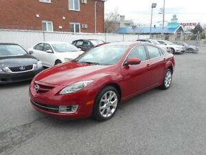MAZDA 6 GT 2010 ( BLUETOOTH, TOIT OUVRANT, CRUISE CONTROL )