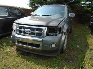 2011 Ford Escape Limited 4X4 - AS IS