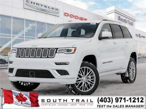 2018 Jeep Grand Cherokee Summit ONLY $175/wk